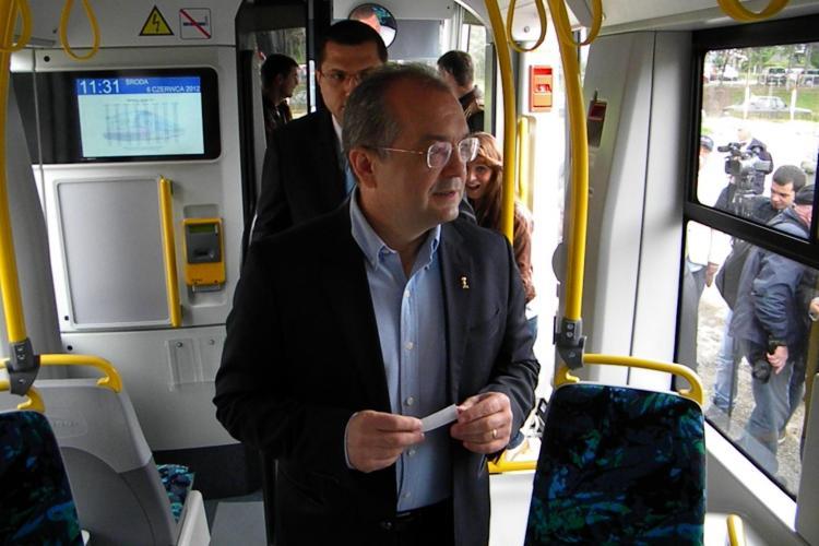 VESTE SUPER pentru clujenii din IRIS! În câte zile va circula tramvaiul MOV de 1,5 milioane de euro