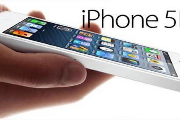 Detalii despre noul iPhone 5S. Când ar putea apărea pe piață?