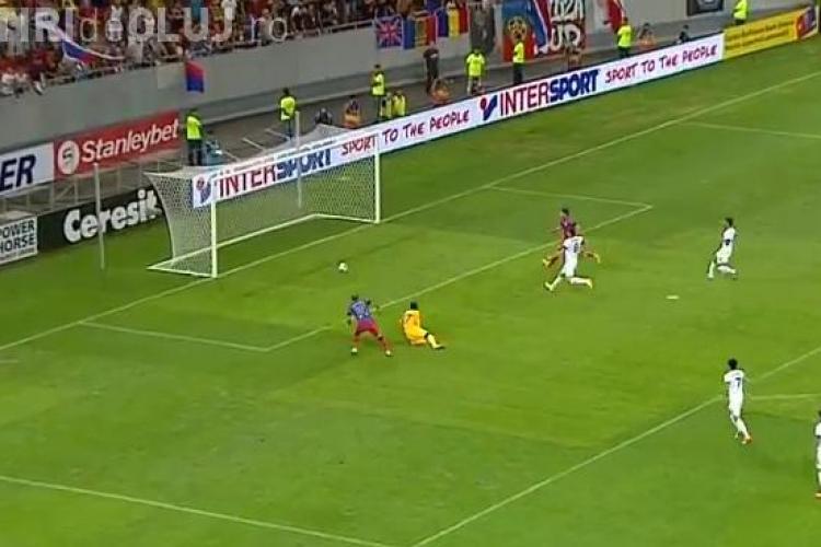 Steaua -Dinamo Tbilisi 1-1 - REZUMAT VIDEO COMPLET - Steaua e în play -off