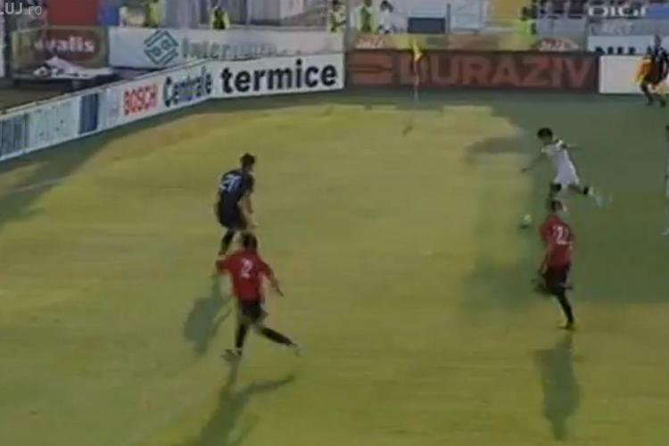 Astra - U Cluj 3-1 - REZUMAT VIDEO - Clujenii nu au forță pentru Liga 1