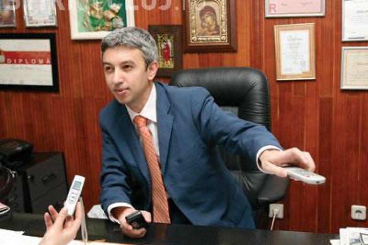 Dan Diaconescu vrea din nou să fie parlamentar
