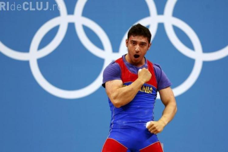 Medaliatul olimpic Răzvan Martin, depistat DOPAT