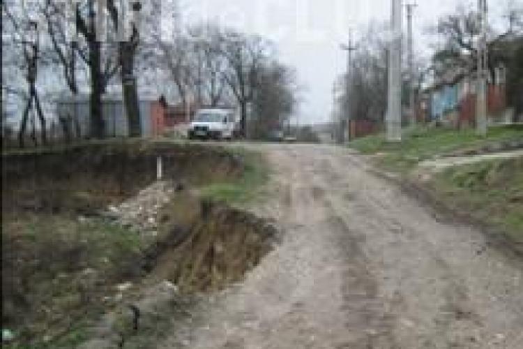 Prefectura a decis evacuarea străzii Agriculturii din Turda