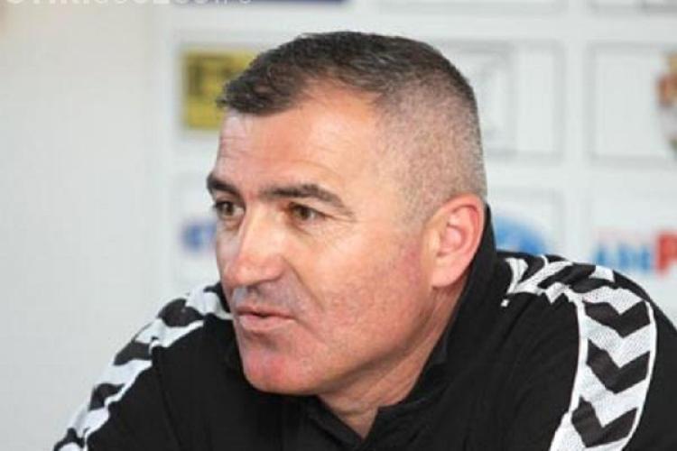 Petre Grigoraș, noul antrenor al CFR Cluj în locul lui Mircea Rednic