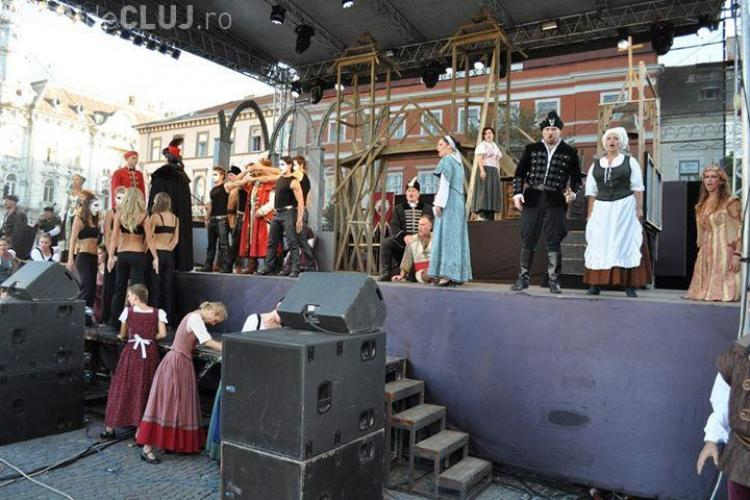Zilele maghiare încep de săptămâna viitoare la Cluj