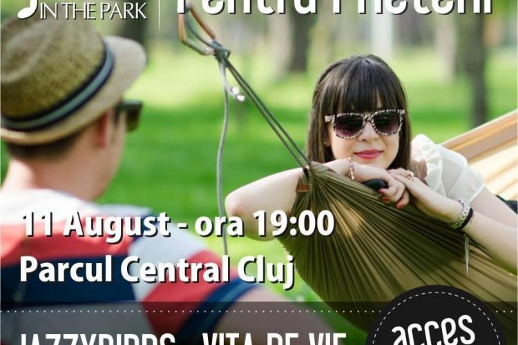 Jazz in the Park revine în Parcul Central în luna august. Cine cântă?