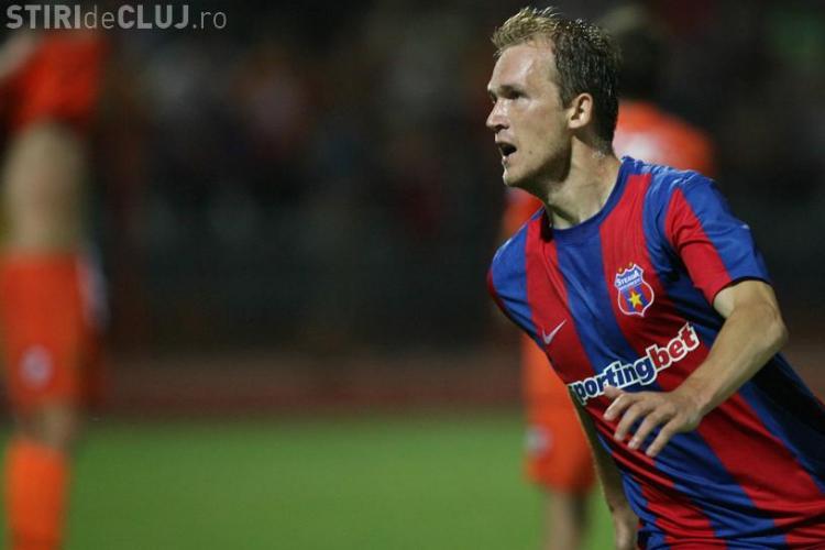 Kapetanos e la Steaua. Grecul a fost trecut pe lista UEFA