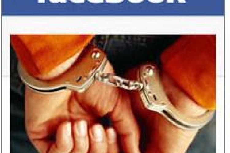 Un tânăr român s-a ales cu dosar penal pentru o poză postată pe Facebook