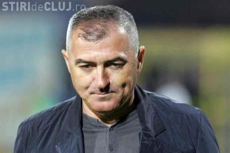 Petre Grigoraș după eșecul cu U Cluj: Am fost penibili cu o echipă care are un singur PUNCT