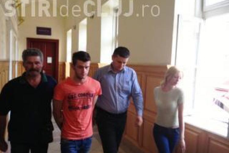 Autorii jafului de la benzinăria Agip - Florești au fost arestați