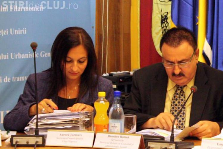Ce salarii au șefii din Primăria Cluj-Napoca! Unii câștigă mai bine ca Emil Boc