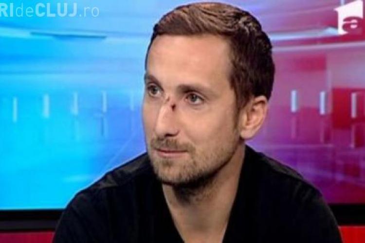 Dani Oţil a apărut la televizor plin de răni pe față. Explicația vedetei este de MILIOANE - FOTO
