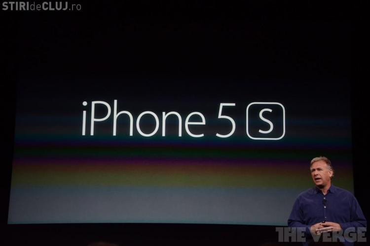 S-au lansat IPHONE 5S şi IPHONE 5C. Cât costă - FOTO