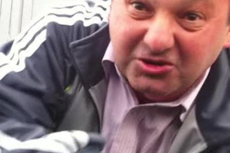 """Primarul din comuna Râșca la harță cu un investitor german: """"Hai să te văd! Că a doua zi ești legat că sunt demnitar"""" - VIDEO"""