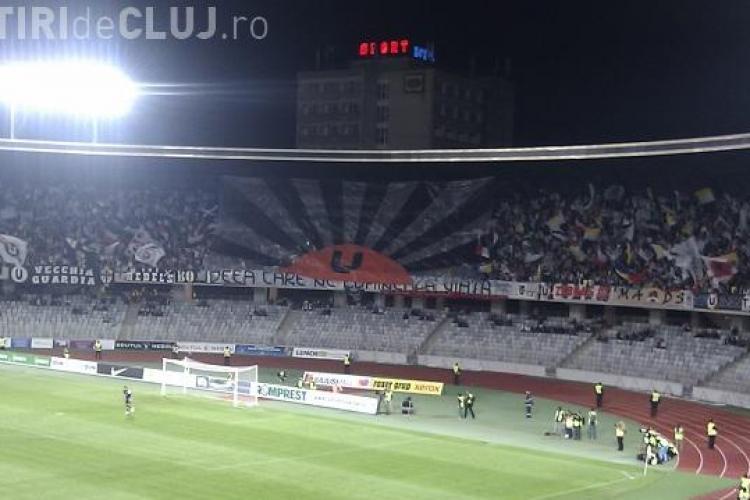 """U Cluj acuzată că duce fotbalul în """"sclavagism"""". Cine a făcut declarația?"""