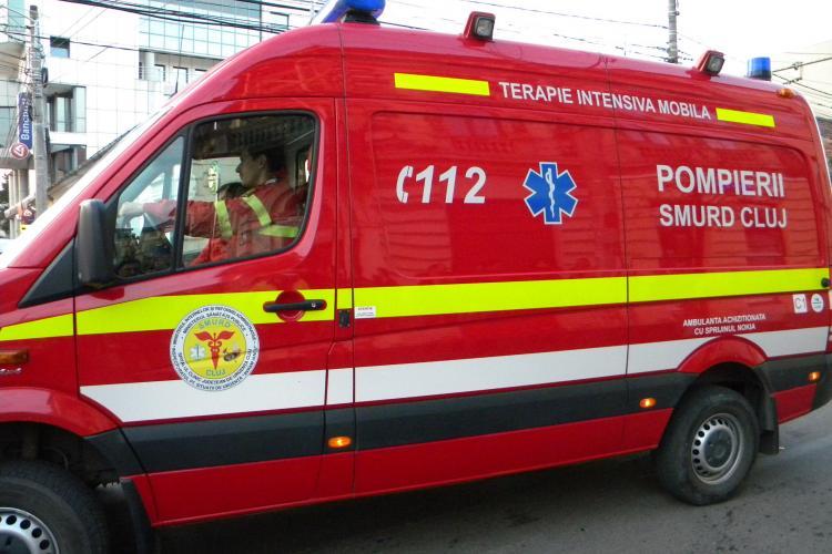 SMURD -ul primește motorină de la Primăria Cluj-Napoca