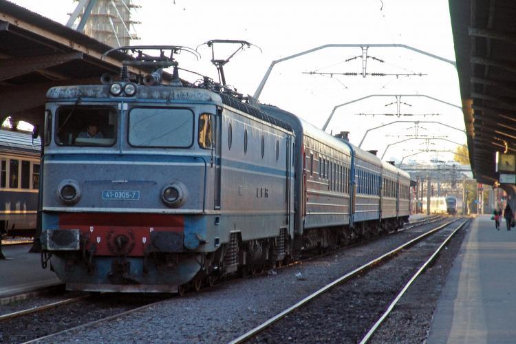 Se scumpesc biletele de tren cu până la 10%. Cât va costa drumul Cluj-Napoca - București