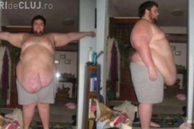 A slăbit 100 de kilograme și acum e antrenor de fitness. Transformare INCREDIBILĂ - FOTO