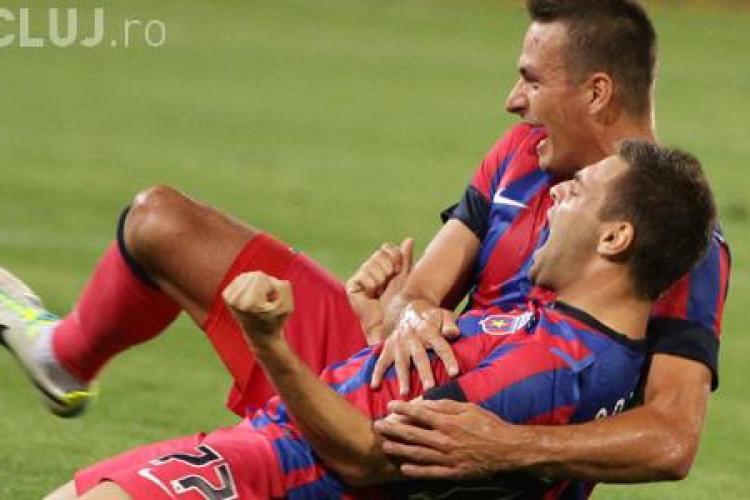 Steaua - Legia 1-1 / REZUMAT VIDEO