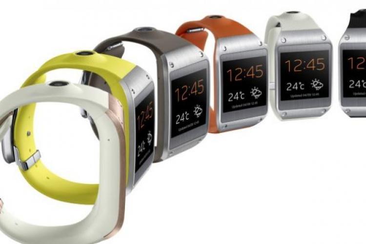 Ceasul Samsung a fost lansat. Cum arată gadgetul? - FOTO