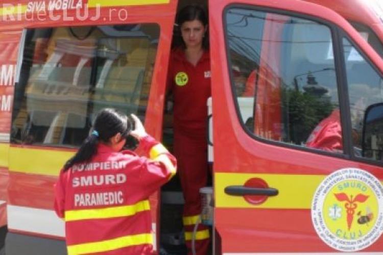 ISU Cluj a anulat manifestările de Ziua Pompierilor din cauza tragediei de la Galați