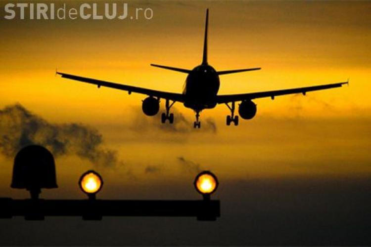 Cursele de Tarom și Wizz Air din Tg. Mureș se mută temporar la Cluj