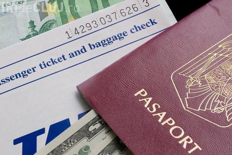 De mâine se scumpesc pașapoartele. Vezi cât vei plăti de acum