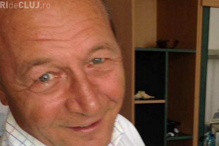 Traian Băsescu și nepoata lui! Prima fotografie cu fetița Elenei Băsescu