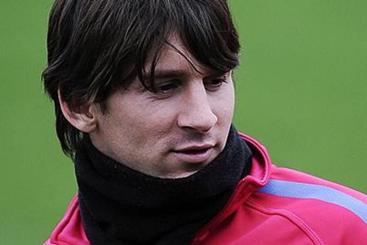 Anunt bombă în fotbal: Messi suferă de autism