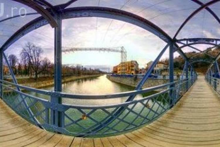 """Podurile Traian și Garibaldi vor fi reconstruite integral. Vor avea o """"viață"""" de 70 de ani"""