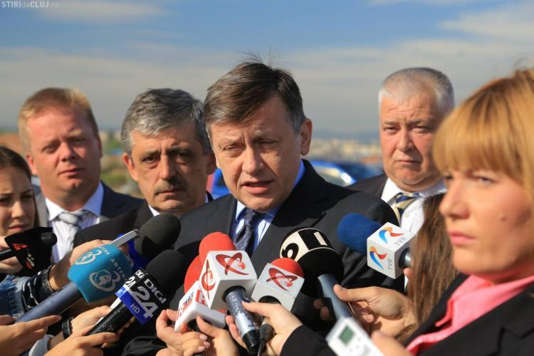 Alegerile din PNL Cluj au fost ANULATE de Crin Antonescu. Scandalul e în FLOARE