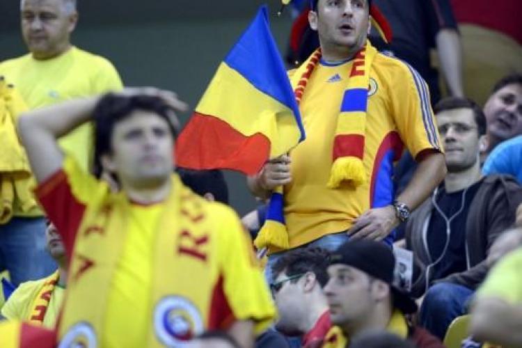 Pericol de sancțiuni la meciul România-Ungaria