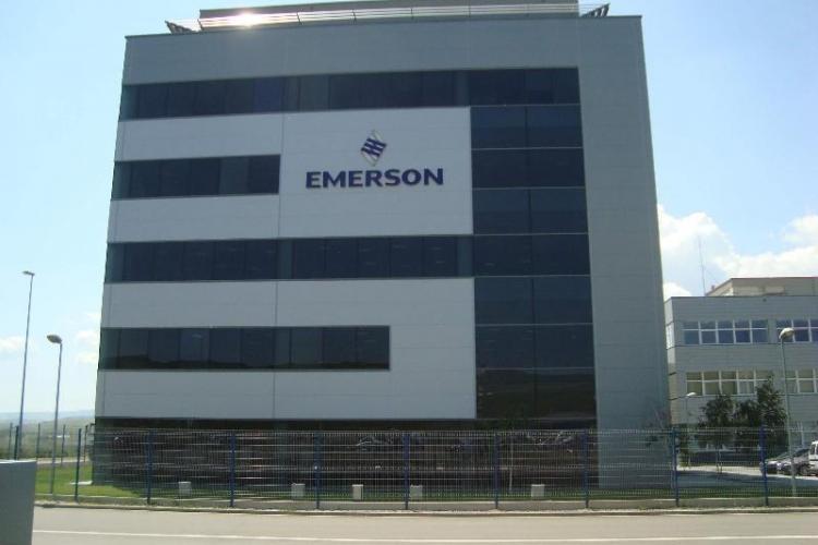 Emerson face angajări la Cluj. VEZI lista cu locuri de muncă