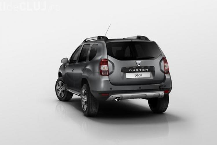 Cum arată noul Duster, care va fi lansat la Salonul Auto de la Frankfurt - FOTO