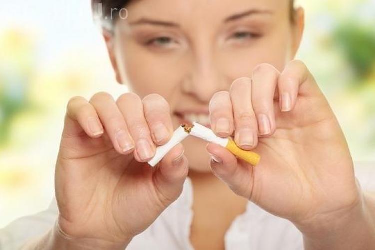 De ce te îngraşi după ce te lași de fumat?
