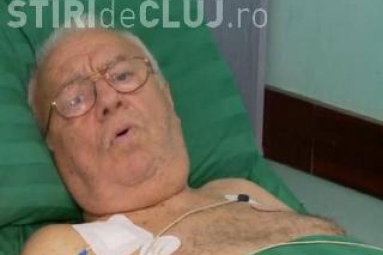 Arșinel va fi INTERNAT din nou la Cluj. Actorul se simte RĂU și se plânge că MEDIATIZAREA îl OMOARĂ