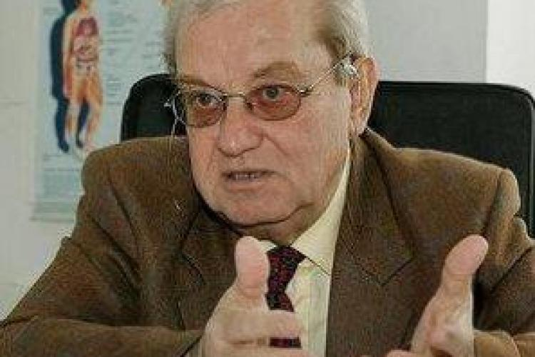Nutriționistul Gheorghe Mencinicopschi, condamnat la închisoare cu executare. A primit mai mult ca Voiculescu