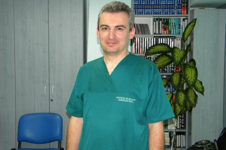 Omul care DIRIJEAZĂ transplanturile din România contestă atacurile lui Emanuel Ungureanu