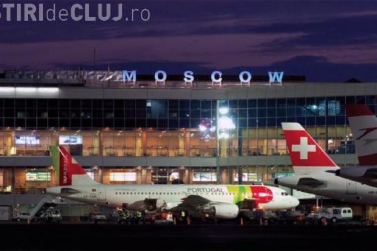 Cineva a UITAT 20 DE MILIARDE DE EURO într-un aeroport din Moscova