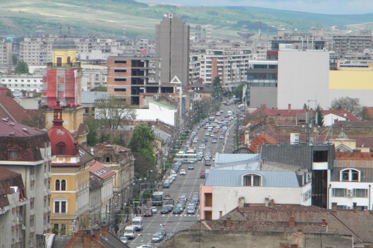 PROGNOZĂ METEO Cluj: La Băișoara a NINS. De când se încălzește vremea
