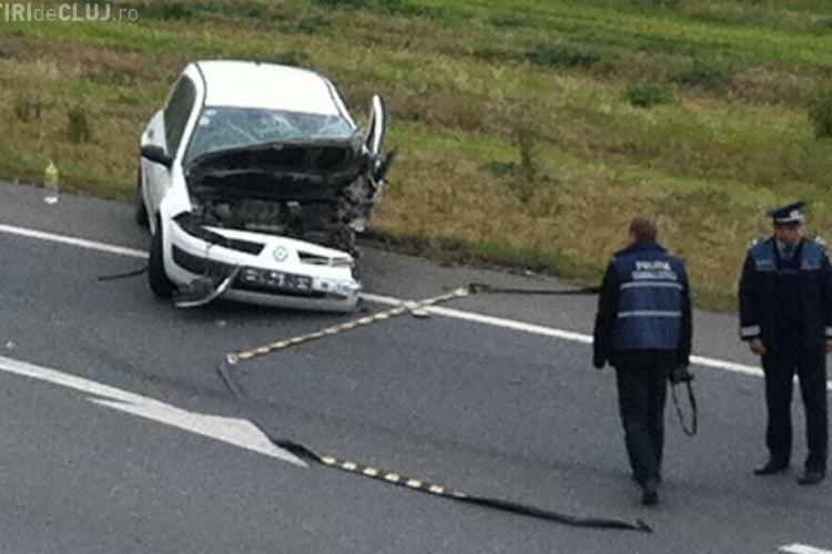 Directorul Direcției de Agicultură Cluj, Corneliu Bădică, rănit în accidentul de la Apahida
