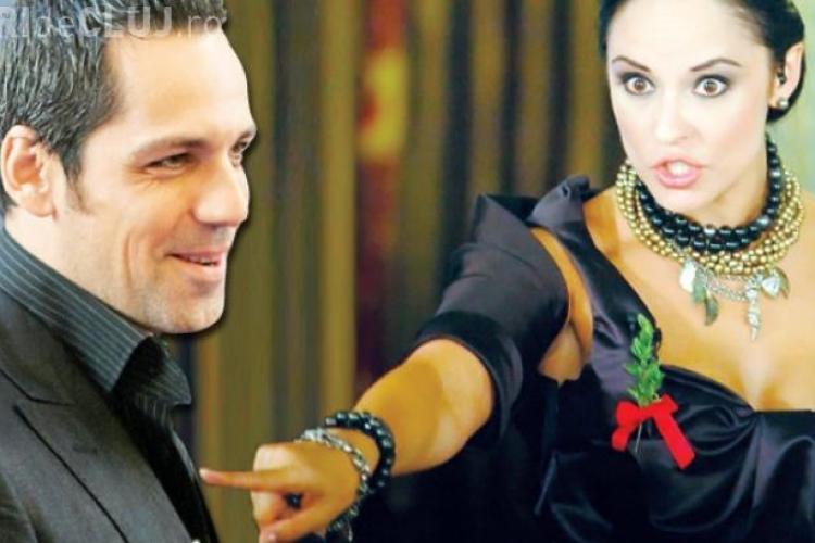 Andreea Marin îi ia apărarea lui Bănică și spune că nu a bătut-o