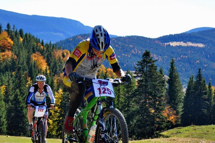 Cupa Vladeasa 2013 la mountainbike are loc în 5 octombrie