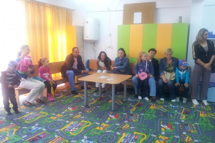 Grădiniță nouă în comuna Baciu inaugurată la începerea anului școlar FOTO