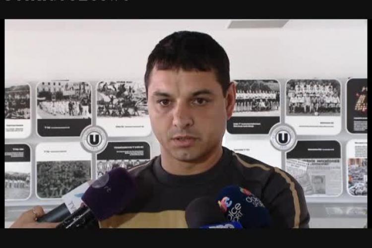 Ce a spus Ganea după DEZASTRUL din Cupa României?