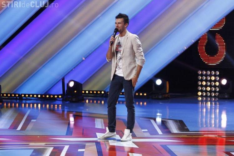 Florin Ristei, ex Amicii, a impresionat la X Factor - VIDEO