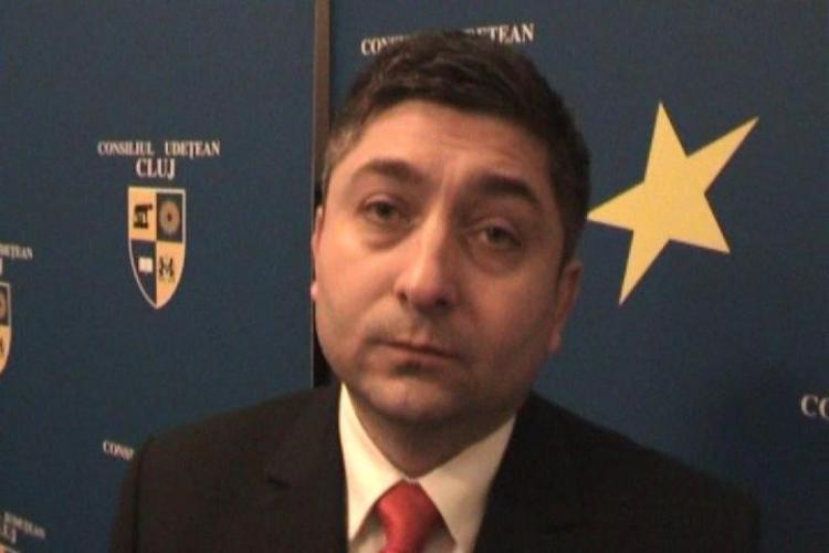 Învins în alegeri la Cluj, Tișe este ministru de Interne în guvernul din umbră al PDL
