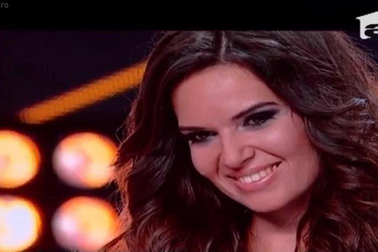 Andreea Lazăr, ardeleanca sexy de la X Factor. VIDEO - Vreau să fiu star planetar! Bittman: Sutien de ce nu porți?