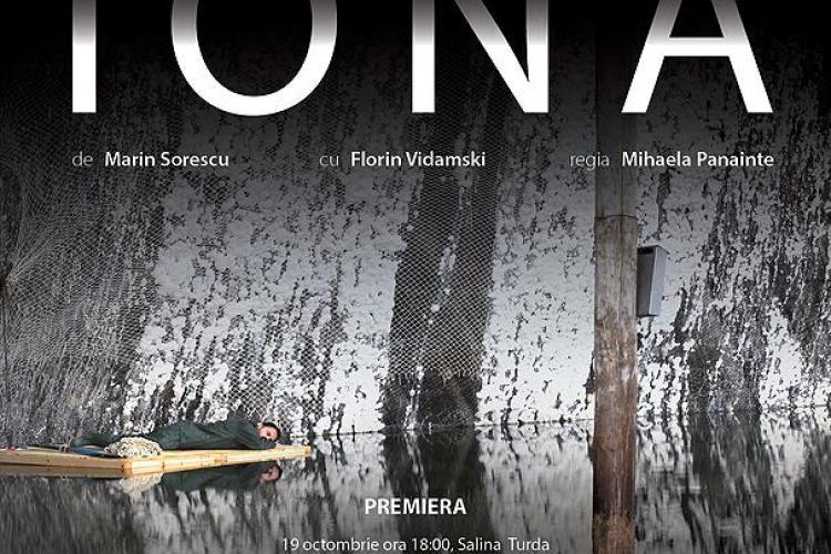 """Spectacolul de teatru """"Iona"""" de Marin Sorescu, în premieră la Salina Turda - FOTO"""