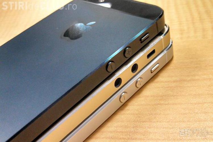 Cum să-ți transformi iPhone-ul 5 în 5S cu 17 euro
